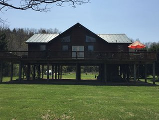 Rippling River Cabin: Nature's Paradise On The Shenandoah River