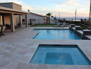 Resort Style, 2018 Home, Pool, Spa, Lake View, RV & 2 Car Garage, 3Bed/2Bath