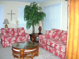 Best Price! Bayside Luxury Townhome Golf, Tennis Family Resort