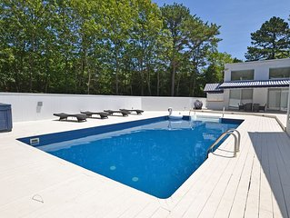 Hamptons Home in Quogue Village With Pool and Minutes From Beach and Dune Rd