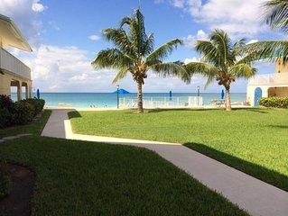 Beach View Property On 7 Mile beach