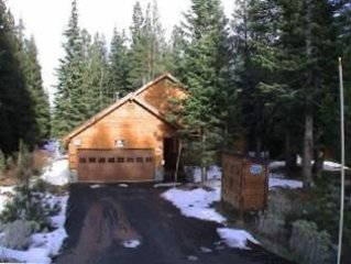 Cozy Tahoe Donner Cabin, holiday rental in Truckee