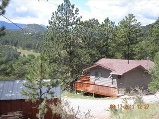 Tucan Guest Cottage, Rocky Mountain Getaway, 30 Min to Denver