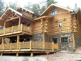Executive Lodge in the Black Hills