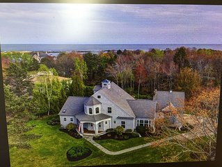 Spectacular Home with Deeded Rights to Private Beach