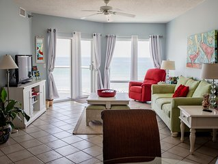 Gorgeous Condo directly on the Gulf of Mexico!