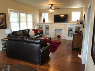 4 bedroom, 3 bath house is right in the heart of the U of A campus