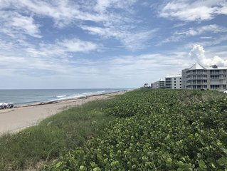 Newly Renovated Ocean Front Condo