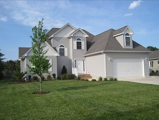Beautiful Custom Home in Lewes! Ideal for Families and Entertaining