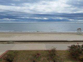 Beautiful Beachfront Apartment On Ground Level - New Summer Rates
