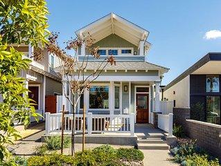 Custom Beach Home in Coronado built in 2017 *centrally located in village