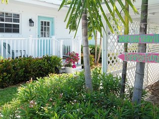 Sea Coral Bungalow - Tropical Hideaway, Steps to the Beach