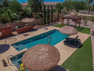 THIS IS WHAT I'M TALKING ABOUT!!!  3BEDROOM, 2BATH, PRIVATE HEATED POOL-add fee
