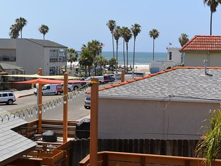 Amazing Rooftop Decks with Ocean Views!