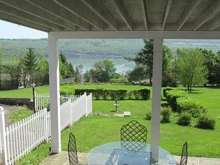 Rose Hill Estate Guest Quarters Apt   Lake View/State Park/Wineries/Race Track/