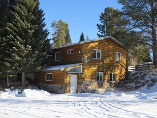 NEW LISTING!! ** Brook Trout Mountain Home (15 minutes from Yellowstone!)