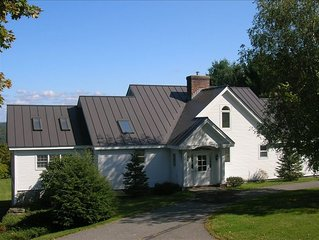 5 Bedroom Home with Views of Quechee