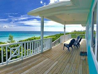 4 Beds,4 Baths! Ocean views EVERY room! Beautiful New Home on Breathtaking Beach