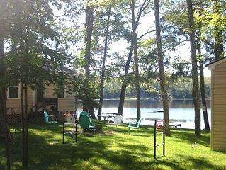 Hurley's Hideaway Resort: Loon Lagoon Cabin