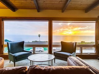 Seaside Abode with Ocean View perfect for family getaways!