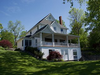 Beautiful Lake Home on Popular East Side of Keuka Lake