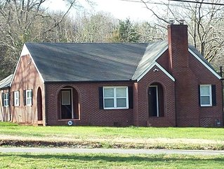 Newly renovated home in heart of Cartersville just 10 minutes to Lake Point