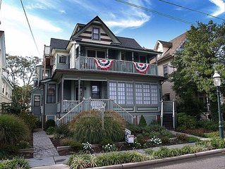 Cape May - Modern Comfort-Victorian Charm