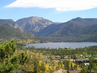 Amazing Views of Grand Lake - Beautiful Renovated 2 bedroom Condo!