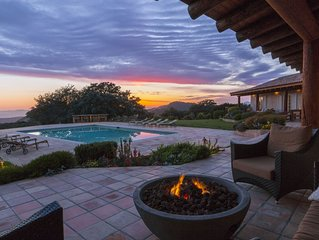 Wine Country Escape: Luxury Estate, Pool, Sauna, Steam, Spa, Views, 5+ Bedrooms