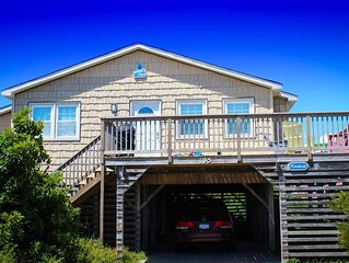 Oceanside Cottage, Phenomenal Family Vacation, Steps To Breathtaking Beach