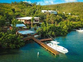 Pelicano Oceanfront/From $195-$1,450/night, Cap. 2-18 Guests
