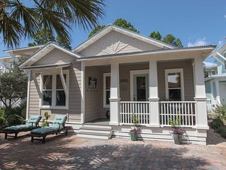 Seagrove Beach: Perfect Location on 30A! 3BR/3BA Close to everything!