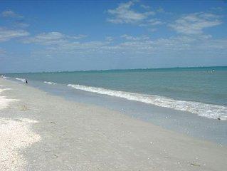 Sanibel Is Open! Drive  to your  Direct GulffrontGetaway!  Amazing Ocean Views