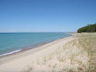Lake Michigan (Leelanau County) Family Paradise Rental Home