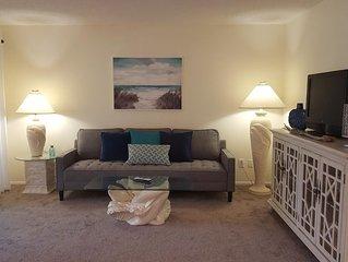 Beautiful 2 Bedroom, 2 Bath Condo Sanibel Siesta Beach/Pool /Steps To Beach!