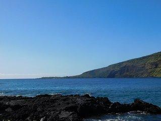 Beach Front Kealakekua Bay