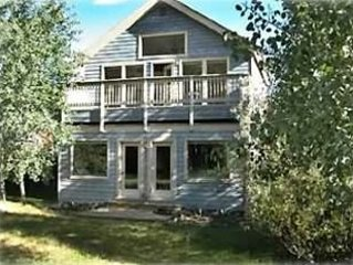 Fantastic House in the Heart of Crested Butte