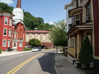 Historic Home with Modern Amenities in the Heart of Jim Thorpe
