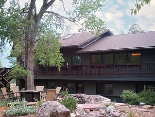 4-8 Bedroom Family Retreat Paradise, Great Views, Close to Ouray and Hot Springs
