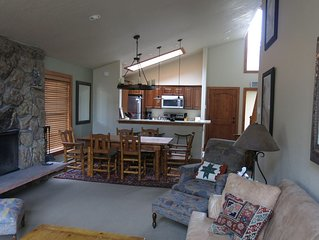 4BR/3BA Condo in Vail, Colorado - Newly renovated in Fall 2013