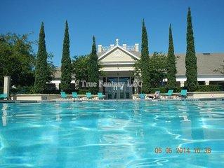 Vacation Rentals Homes Orlando, Beautiful Townhouse 4Br/3.5Ba, Venetian bay