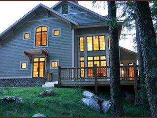 Luxury Cottage on Three Lakes Chain of 28 Lakes