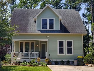 Charming Cottage~Beaches, Dining, Nags Head Woods~Bikes, Beach Chairs~♥ of KDH