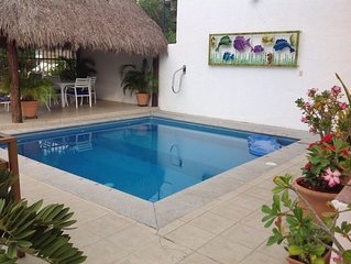 3 Bedroom Home with Private Pool and Ocean View