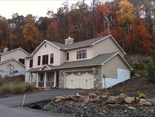 Enjoy the Fall & Winter in Our Family Lake/Mountain House