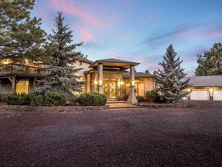 Luxury Mountain Home Retreat