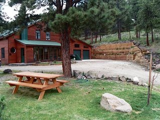 Lake City Log Cabin