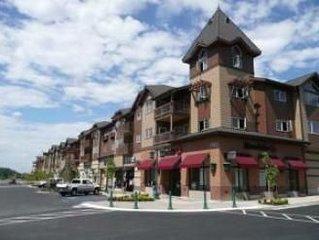 Village at Riverstone 1 Bedroom Luxury Condo by Spokane River Wi Fi Lic. 52649