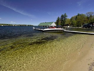 Beautiful Lake Winnipesaukee waterfront. Great location, beach, dock available.