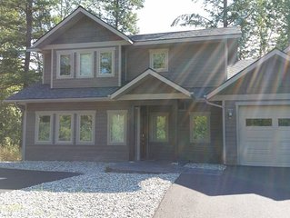 Spacious home close to GNP and Whitefish Mountain Resort